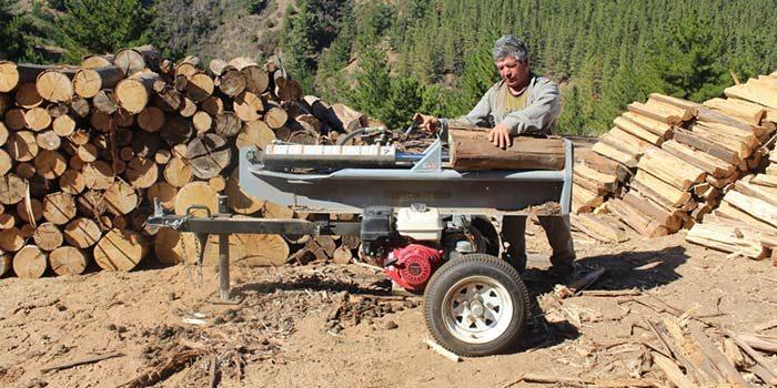 Ministerio de Energía llama a usar leña seca en incio de temporada otoño-invierno