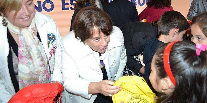 Ministra Delpiano encabeza día de la educación rural en OHiggins