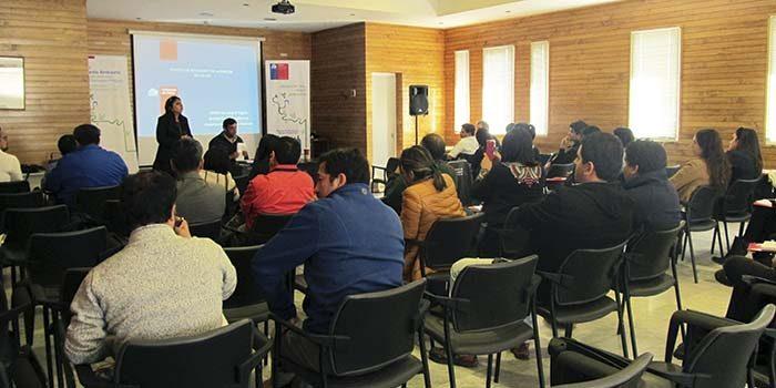 Municipios de la Región participaron en taller de gestión de residuos