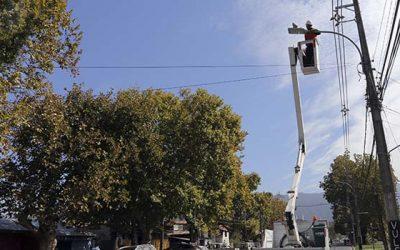 Nuevas luminarias más seguridad para San Fernando
