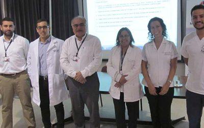 Nuevos médicos se integran al Hospital de Santa Cruz