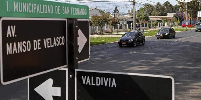 Optimizando la conectividad vial de San Fernando