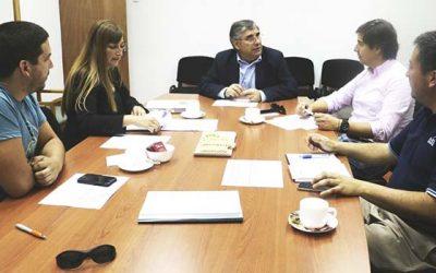 Proyecto de Mitigación de Riesgo que Gobernación de Colchagua