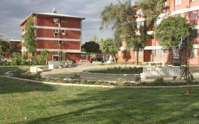 Rancagua suma dos nuevas áreas verdes en poblaciones Manso de Velasco y 5 de octubre