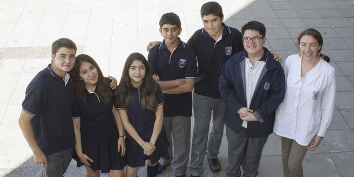 Revista científica escolar publica trabajo de Estudiantes del LOCZ