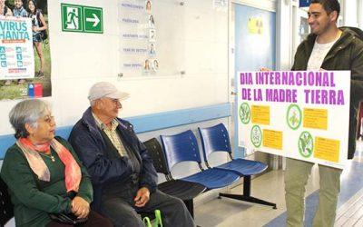 Salud Machalí difunde beneficios de las hierbas medicinales en sus usuarios y funcionarios