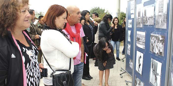 Salud municipal inaugura muestra fotográfica itinerante