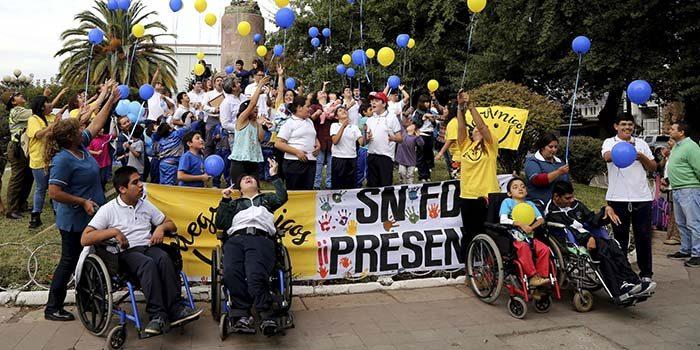 San Fernando celebra por primera vez el día comunal de la inclusión