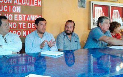 Senda Mostazal realiza comisión comunal de seguridad pública y prevención de drogas