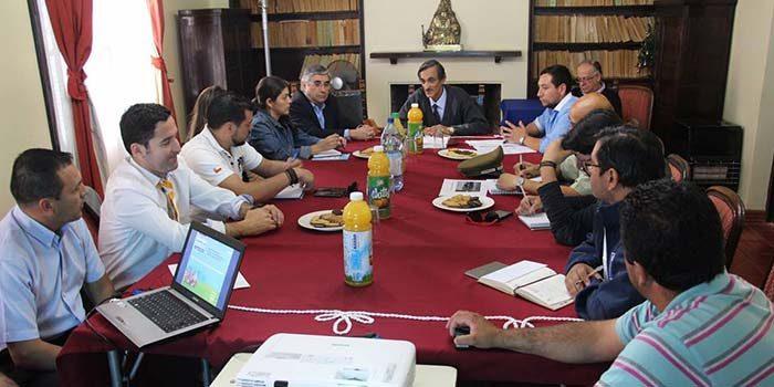 Senda Peralillo participa en la creación del Consejo de Seguridad Pública