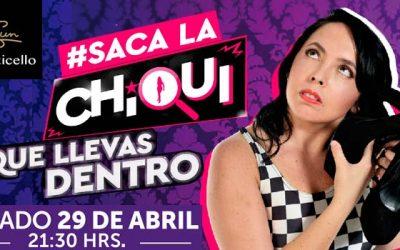 Show de Chiqui Aguayo