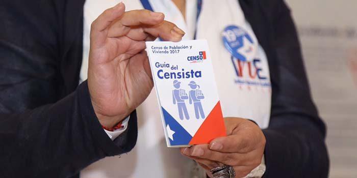 Todo preparado en Región de OHiggins para Censo 2017