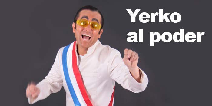 Yerko Puchento llega a Sun Monticello con irreverente show de humor
