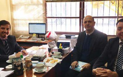 poder judicial Juzgado de Letras Garantía y Familia de Peumo realiza coordinaciones para mejorar servicio a la comunidad