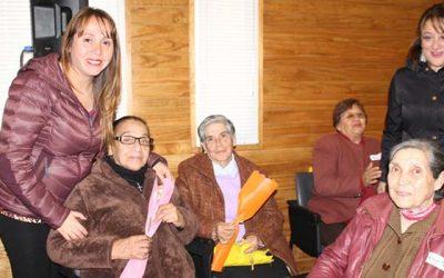 69 adultos mayores de Rancagua se incorporan a programa Vínculos del Gobierno de Chile