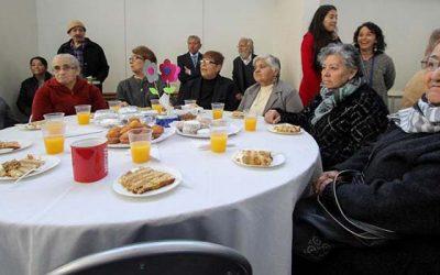 Adultos mayores de Rengo participan en programa vínculos
