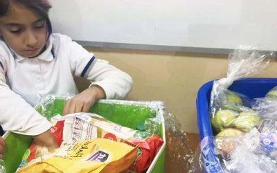 Alimentación especial para niños celíacos entrega la Junaeb OHiggins