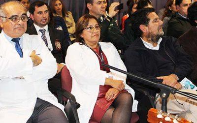 Aumento de médicos especialistas marca cuenta pública de Hospital Santa Cruz