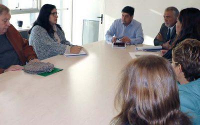 Autoridades del Minvu se reúnen con vecinos de No+tacos Machalí