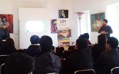 Capacitan a docentes tutores de centros de alumnos de la Provincia de Cachapoal