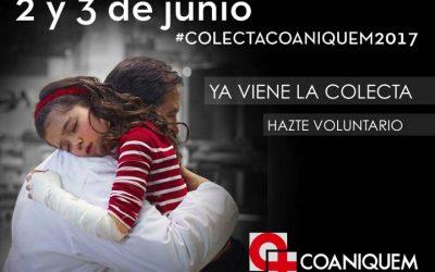 Coaniquem inicia campaña de prevención de quemaduras en invierno y pide ayuda para su colecta del 2 y 3 de junio