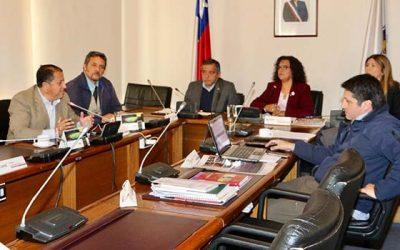 Comisión de Agricultura trabajará con trigueros del secano costero para mejorar su productividad