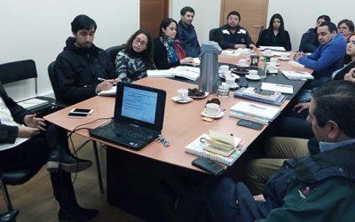 Comité operativo del PDA continúa trabajando para disminuir niveles de contaminación atmosférica en la Región