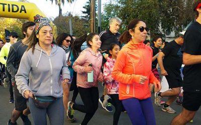 Con éxito se llevó a cabo en Rancagua la primera corrida de educación superior