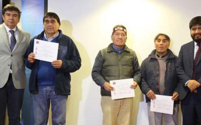 Conadi certifica a hablantes de mapudungun para impartir clases en colegios de la Región