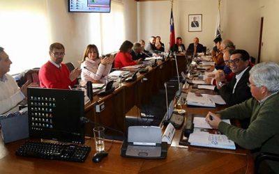 Consejo regional aprueba el financiamiento de alarmas comunitarias para 19 villas de la Región