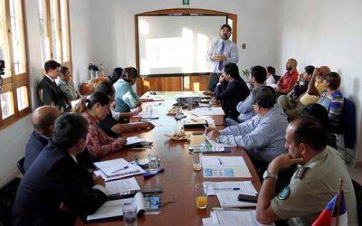 Constituidos los 33 consejos comunales de seguridad pública en la Sexta Región
