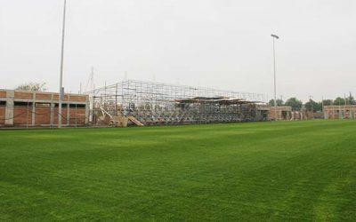 Construcción de estadio Lourdes de Rancagua avanza conforme a plazos estipulados