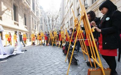 Coros escolares de todas las regiones homenajearán a Violeta Parra en la semana de la educación artística
