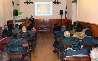 Cuenta Pública de Hospital de San Fernando destaca avances en gestión clínica