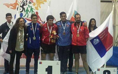 Deportistas que representaron a OHiggins en los Juegos Nacionales y Paranacionales regresan con medallas