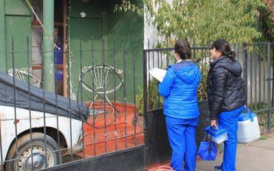 En Rengo se extiende campaña de vacunación contra la Influenza