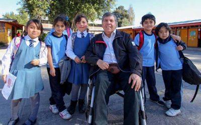 Escuela básica de Lo de Lobo destaca a nivel comunal en Simce 2016