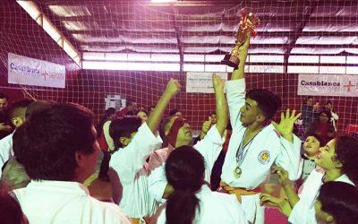 Escuelas municipales de artes marciales triunfaron en torneos nacionales