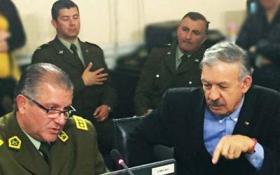 Existe similitud entre lo sucedido con el tema del Ejército el año pasado y Carabineros