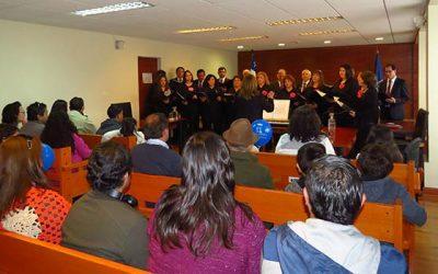 Exitosa jornada vivió la Corte de Apelaciones de Rancagua en el Día del Patrimonio Cultural