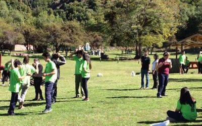 Jóvenes de OHiggins participan de la iniciativa Cultiva tu identidad del Injuv y la Conaf