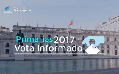 Lanzan sitio web para que candidatos a primarias transparenten sus propuestas y patrimonio