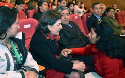 Ministra destaca construcción de proyectos habitacionales socialmente integrados en la Región