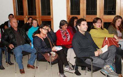 Municipio de Mostazal realiza ciclo de capacitaciones para dirigentes de su comuna