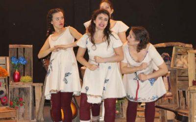 Obra La Violeta quiere ser canción recorre residencias de protección y centros de justicia juvenil de OHiggins