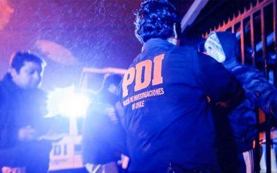 PDI detiene a menor de 17 años con tres órdenes de aprehensión