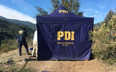 PDI investiga muerte de un hombre en Carretera del Cobre