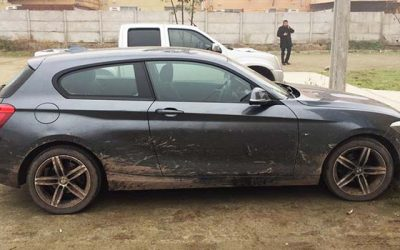 PDI recupera lujoso automóvil en Rancagua