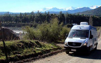 Primera farmacia móvil itinerante del país recorrerá los lugares más apartados de Machalí
