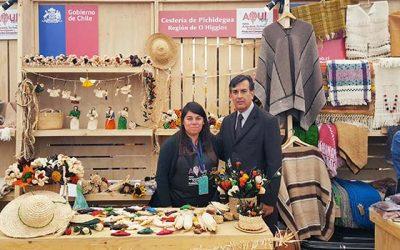 Región de OHiggins expondrán oferta turística en feria nacional de turismo y artesanía